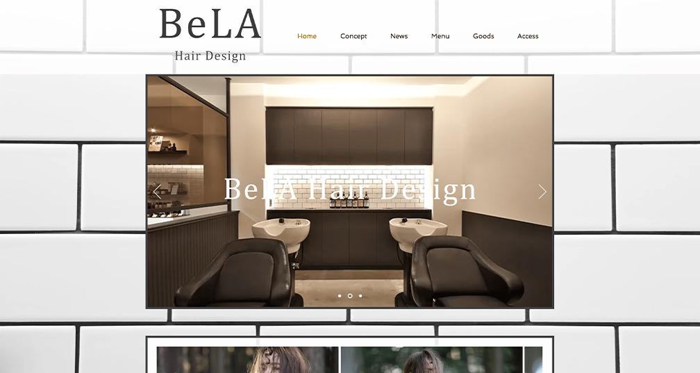 BeLA Hair Design様